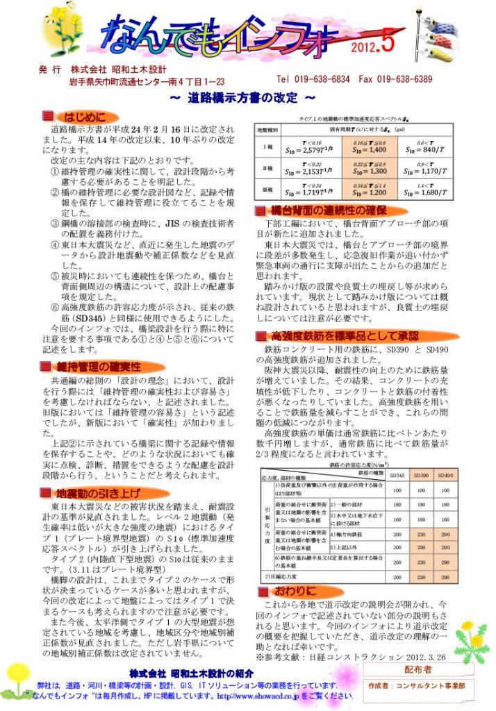道路橋示方書の改定 | 株式会社 ...